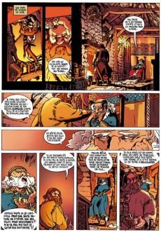 Extrait de Aëla -1- Princesse viking