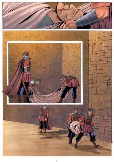 Extrait de Les ailes du Phaéton -9- La Reine des Abysséens