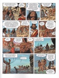 Extrait de Akarad -1- L'homme qui devint Loup