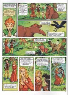Extrait de Alzéor Mondraggo -2- Le prince rouge