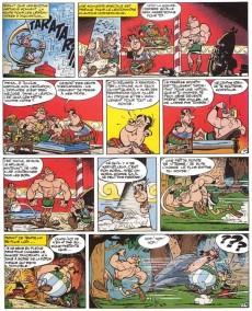 Extrait de Astérix -12- Astérix aux jeux Olympiques