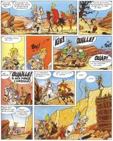 Extrait de Astérix -14- Astérix en Hispanie