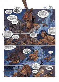 Extrait de Atalante - La Légende -3- Les Mystères de Samothrace
