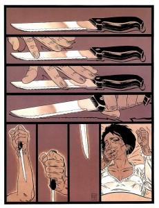 Extrait de Berceuse assassine -2- Les jambes de Martha