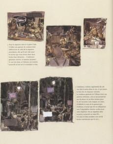 Extrait de Blacksad -HS1- L'histoire des aquarelles