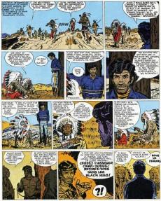 Extrait de Blueberry -9- La piste des Sioux