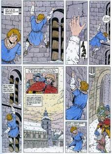 Extrait de Brunelle et Colin -6- Le roi perdu