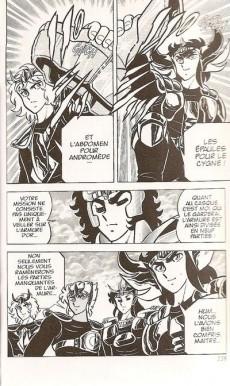Extrait de Les chevaliers du zodiaque - Kana -3- Tome 3 - Phénix ! Le chevalier de l'enfer