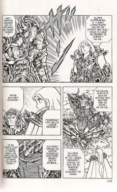 Extrait de Les chevaliers du zodiaque - Kana -8- Tome 8 - Les 12 maisons du zodiaque du sanctuaire
