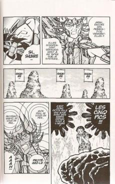 Extrait de Les chevaliers du Zodiaque (Kana) -9- Pour notre déesse