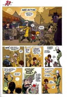 Extrait de Les chronoKids -1- Tome 1
