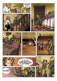 Extrait de Les contes de Brocéliande -4- Du rififi en Bretagne