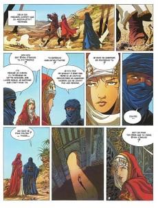 Extrait de Croisade -1- Simoun Dja