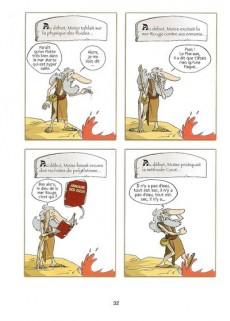 Extrait de En plein dans le mythe -3- Les débuts de Moïse