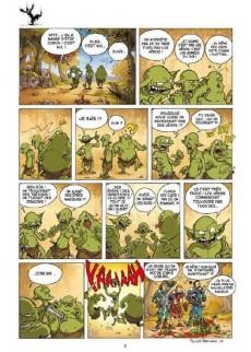 Extrait de Goblin's -1- Bêtes et méchants