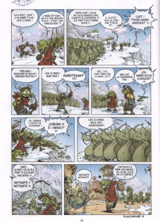 Extrait de Goblin's -3- Sur la terre comme au ciel