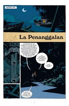 Extrait de Hellboy (Delcourt) -8- Trolls et sorcières