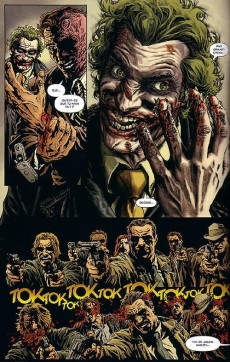 Extrait de Batman (DC Icons) -7- Batman : Joker