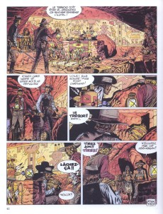 Extrait de Jonathan Cartland -4- Le trésor de la femme araignée
