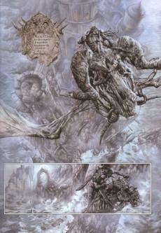 Extrait de Korrigans -2- Guerriers des ténèbres