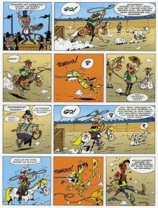 Extrait de Lucky Luke (Les aventures de) -1- La belle province