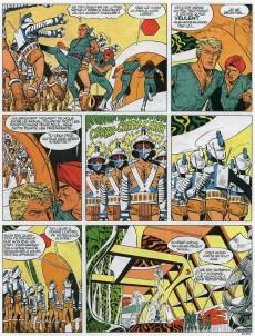 Extrait de Luc Orient -10- Le 6ème continent