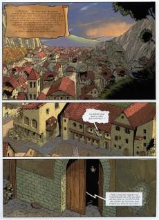 Extrait de Merlin (Nucléa/Soleil) -3- Le Cromm-Cruach