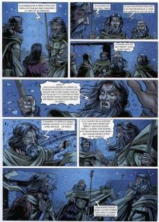 Extrait de Merlin (Nucléa/Soleil) -5- Brendann le maudit