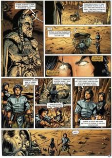 Extrait de Merlin (Nucléa/Soleil) -6- L'ermite et le nid
