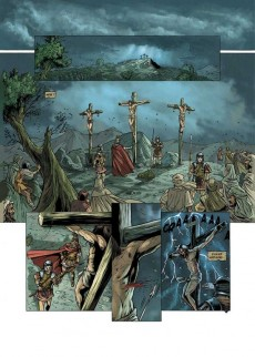 Extrait de Merlin (Nucléa/Soleil) -7- Le chaudron de Bran-le-Béni
