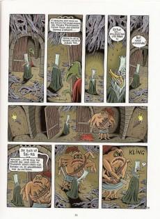 Extrait de Donjon Monsters -4- Le noir seigneur