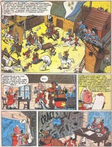 Extrait de Oumpah-Pah -3- Oumpah-Pah contre Foie-Malade