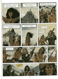 Extrait de Les pionniers du Nouveau Monde -10- Comme le souffle d'un bison en hiver
