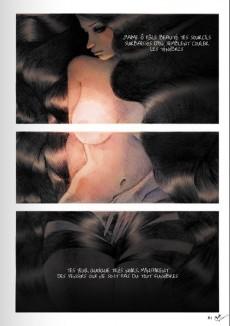 Extrait de Poèmes érotiques - Poèmes érotiques de la littérature en bandes dessinées