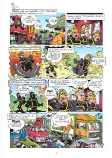 Extrait de Les pompiers -9- Feu à volonté !