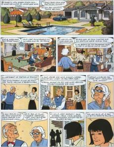 Extrait de Ric Hochet -72- Le trésor des Marolles