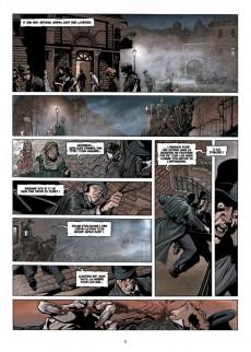 Extrait de Sherlock Holmes & Les Vampires de Londres -1- L'appel du sang
