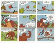 Extrait de Sylvain et Sylvette (03-série : Fleurette nouvelle série) -55- Un drôle d'oiseau