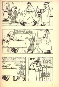 Extrait de Tintin -1- Tintin au pays des Soviets