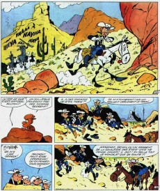 Extrait de Les tuniques Bleues -1- Un chariot dans l'Ouest
