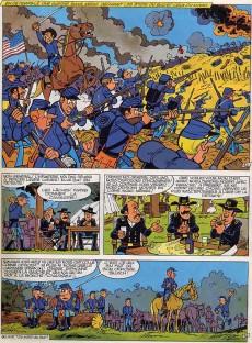 Extrait de Les tuniques Bleues -7- Les bleus de la marine