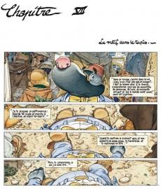 Extrait de Le vent dans les Sables -3- La Tentation du Désert
