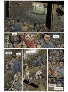 Extrait de Les zombies qui ont mangé le monde -2- Les esclaves de l'amour