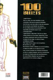 Verso de 100 Bullets (albums brochés) -2- Tome 2