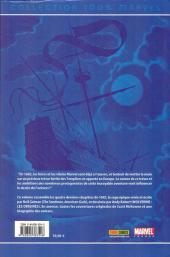 Verso de 1602 (100% Marvel) -2- Le secret des templiers