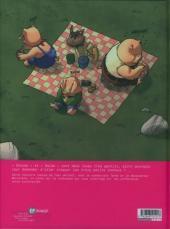 Verso de Les 3 petits cochons (Morinière) - Les 3 petits cochons