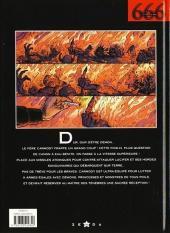 Verso de 666 -4- Lilith Imperatrix mundi