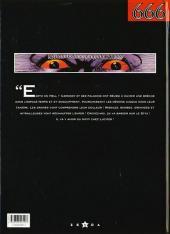 Verso de 666 -5- Atomik requiem
