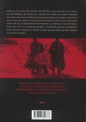 Verso de A History of Violence