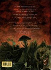 Verso de L'anatomie du ciel - L'Anatomie du ciel